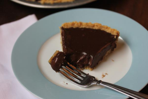 Nestle Chocolate Stain Pie-