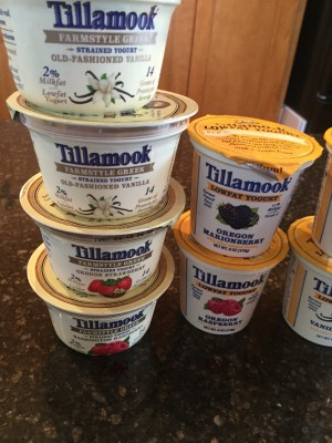 tillamook yogurt