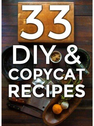 DIY Copycat Recipes
