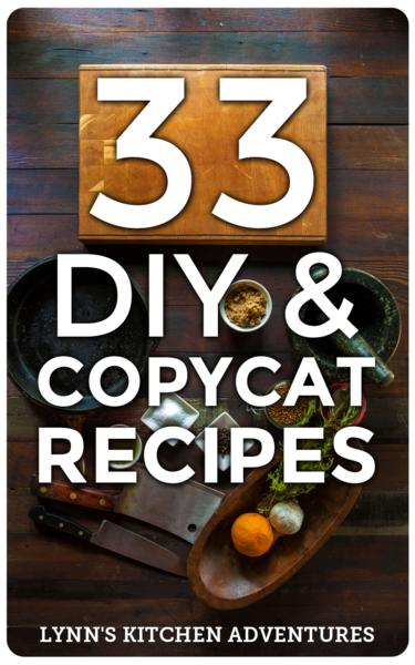 DIY Copycat Recipes