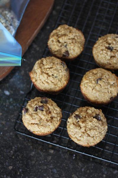 Baked Oatmeal Muffins_