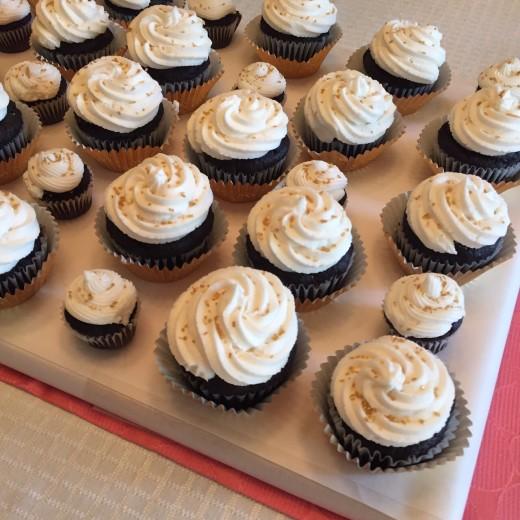 G's cupcakes