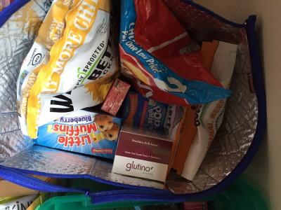 trip snacks