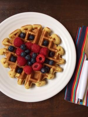 Dairy Free Waffles (1)