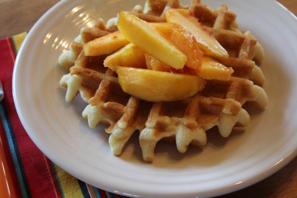 Gluten Free Dairy Free Waffles