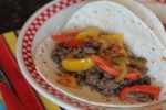 Ground Beef Fajitas_