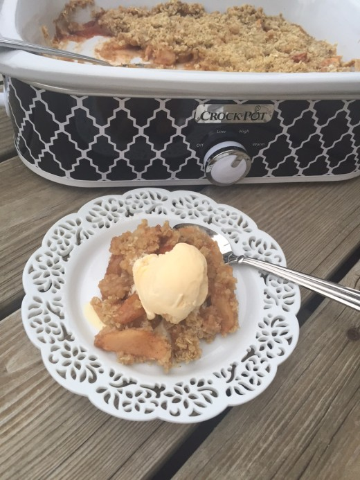 Casserole Crock Pot Apple