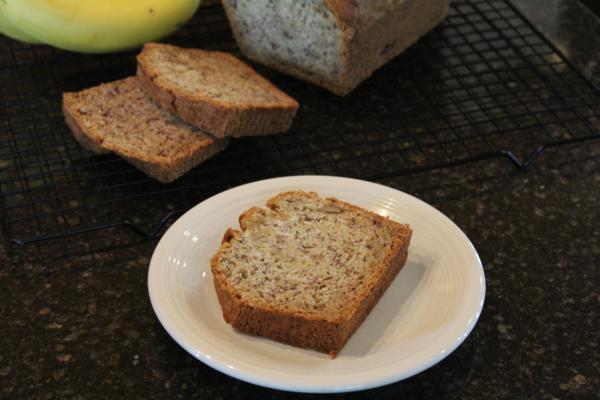 Dairy Free Banana Bread_