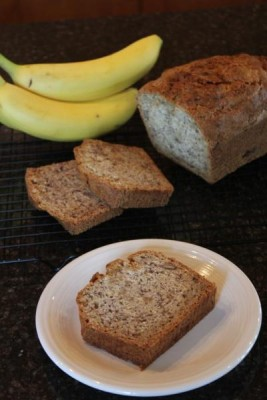 Dairy Free Banana Bread