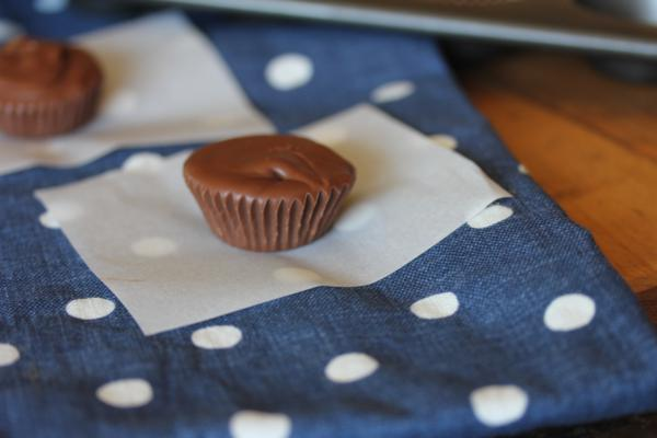 Easy Homemade Peanut Butter Cups-