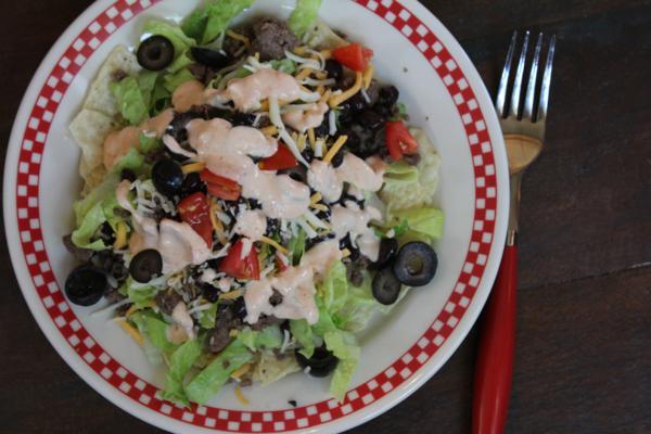 Enchilada Salad_
