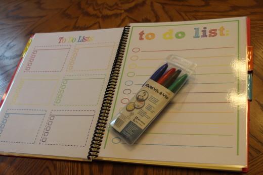 Evie's Planner