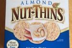 Gluten Free Nut Thins {Gluten Free Reviews}