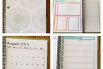 How I Put Together My DIY Planner