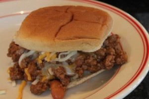 Slow Cooked Taco Sloppy Joes_