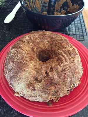 gf apple cake
