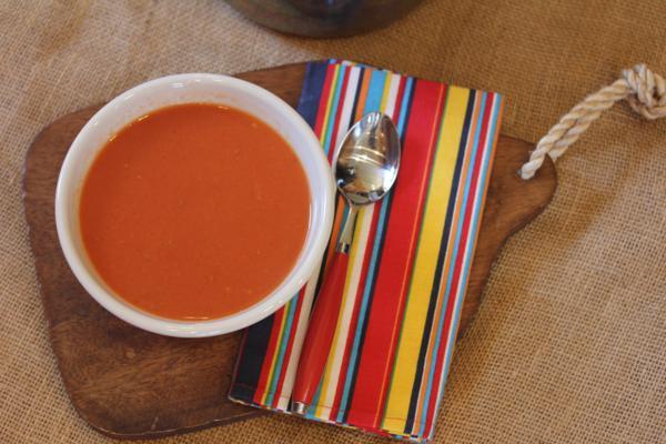 Dairy Free Tomato Soup
