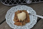 Crock Pot Apple Crisp- Easy to make gluten free!