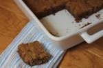 Flourless Chocolate Peanut Butter Bars_