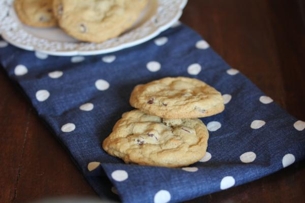 Four Chip Chocolate Chip Cookies--