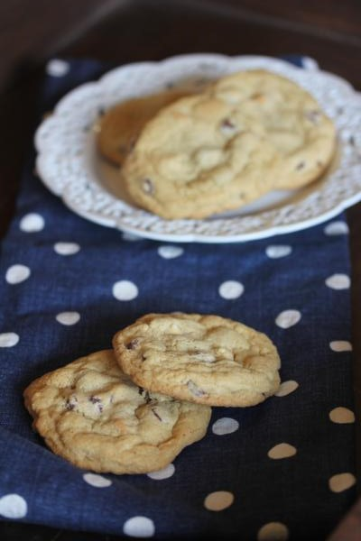 Four Chip Chocolate Chip Cookies