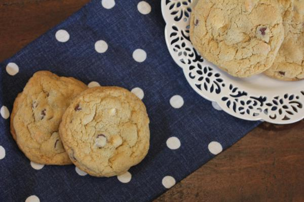 Four Chip Chocolate Chip Cookies__