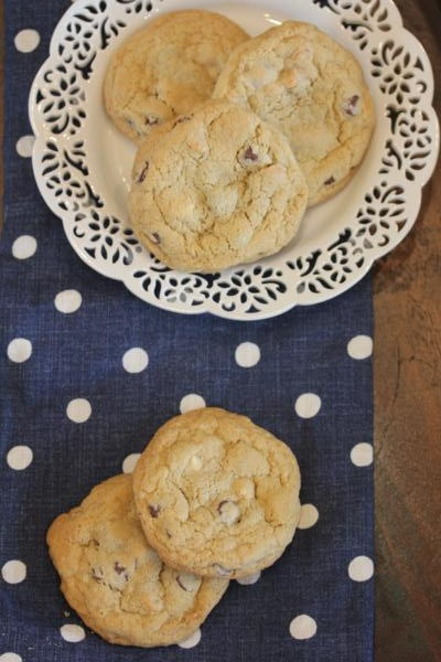 Four Chip Chocolate Chip Cookies___