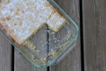 Gluten Free Lemon Bars ~My Mom's Lemon Bars Made Gluten Free