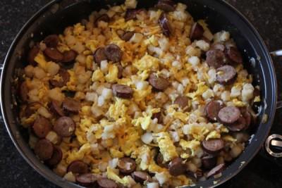 Homemade Breakfast Bowls