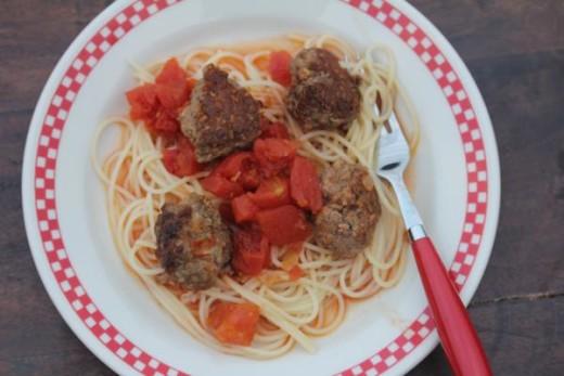 30 Minute Meatballs