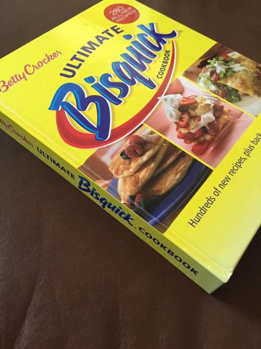 Bisquick Cookbook