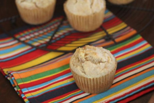 Easy Apple Cinnamon Muffins
