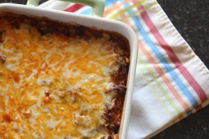 Stuffed Pepper Casserole- Quick and Easy Dinner