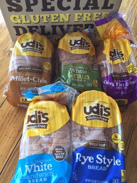 Udi's Bread