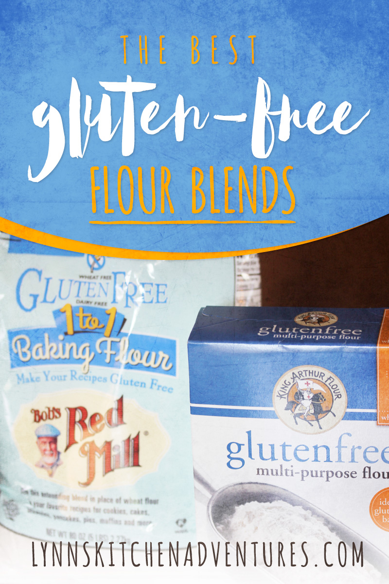 The Best Gluten Free Flour Blend