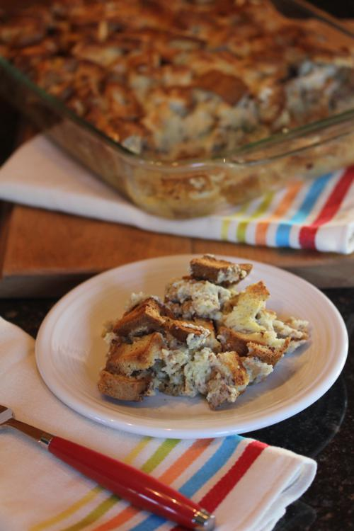 Dairy Free French Toast Casserole_