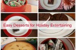 Holiday Entertaining with Quick and Easy Desserts and Sam's Club