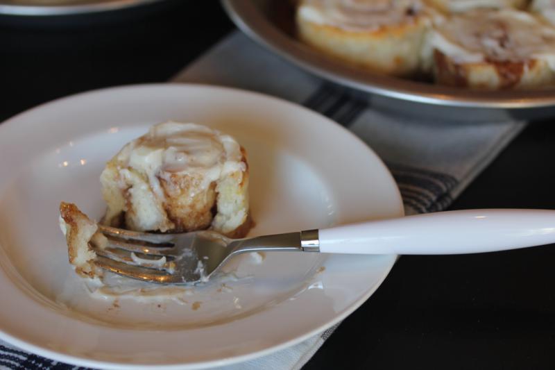 Gluten Free Cinnamon Roll