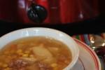 Slow Cooked Sausage Potato Corn Soup