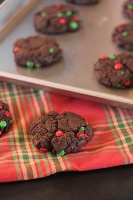 4 Ingredient Holiday Cookies