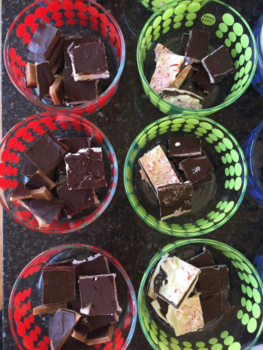Pyrex Bowls Candy 2