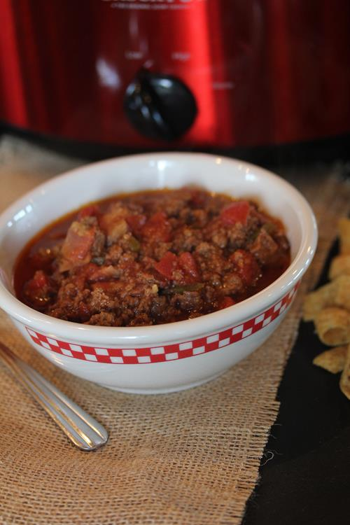 BBQ Chili