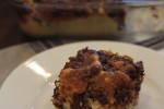 Gluten Free Chocolate Chip Coffee Cake