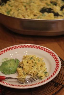 Mexican Scrambled Eggs