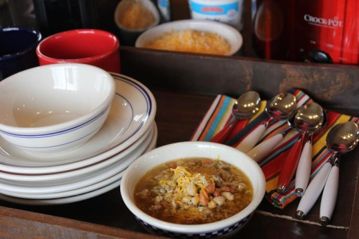 Superbowl Party Under $50 Soup-