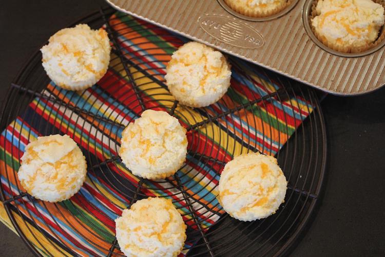 Cheese Muffins_