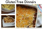 Quick and Easy Gluten Free Dinner Recipes