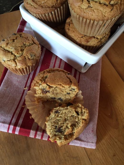 PB Muffins