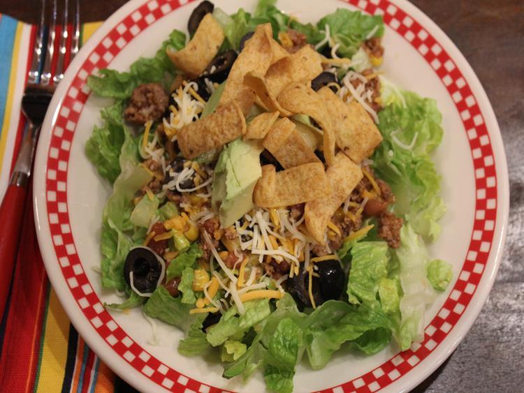Chili Cheese Salad