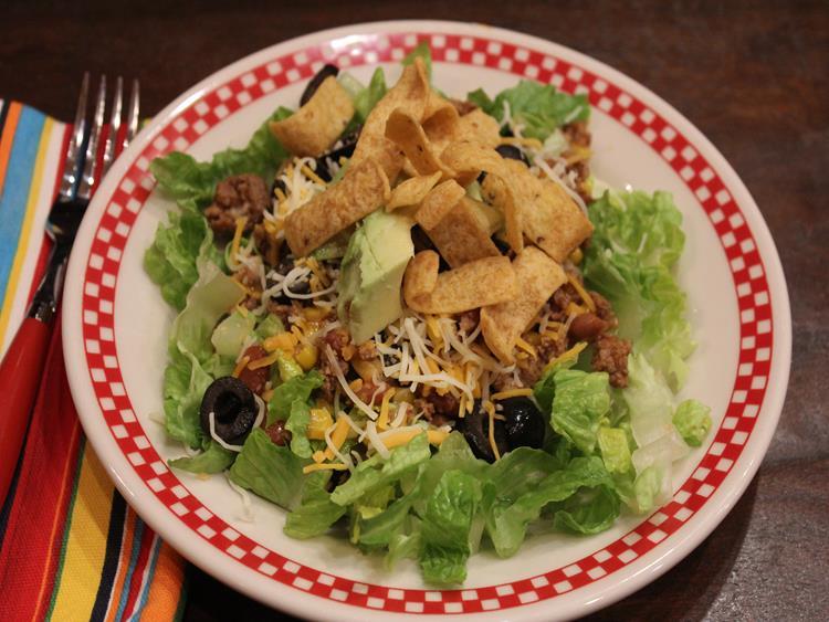 Chili Cheese Salad_
